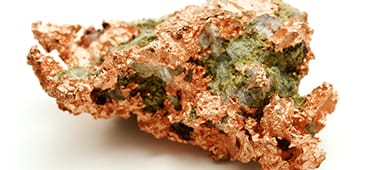 Antimicrobial activity of Copper